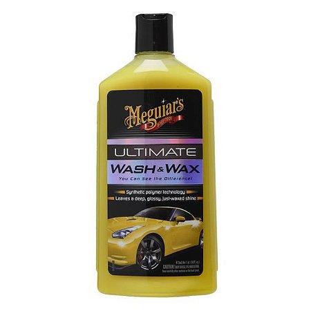 Shampoo Automotivo Com Cera Ultimate Wash Wax Meguiars