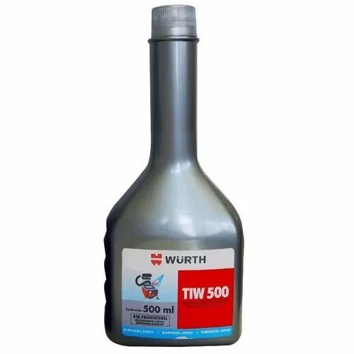 Tiw 500ml Bicos Injetores - Wurth