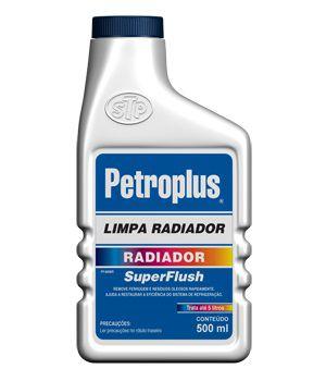 Aditivo Limpa Radiador Petroplus Stp Automotivo Top Limpeza