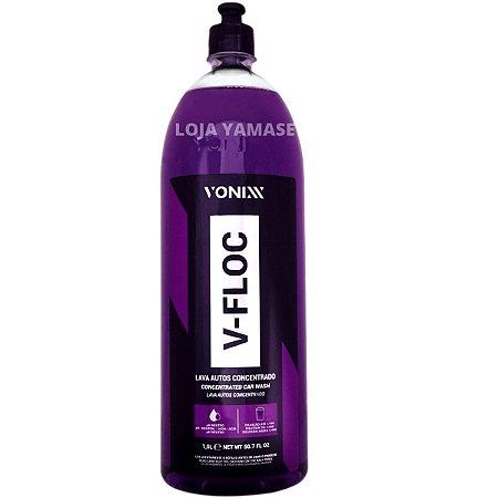 Shampoo Lava-auto Super Concentrado V-Floc 1,5L Vonixx