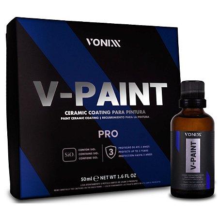 V-Paint 50ml Vonixx Vitrificador Coating para Pinturas Automotivas