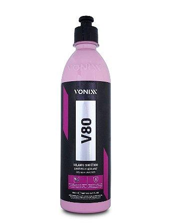 V80 Selante Sintético 500ml Vonixx Proteção Pintura Automotiva