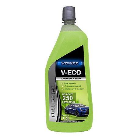 V-Eco Concentrado 1,5L Full Detaill Vonixx Lava a Seco Ecológicamente Correto