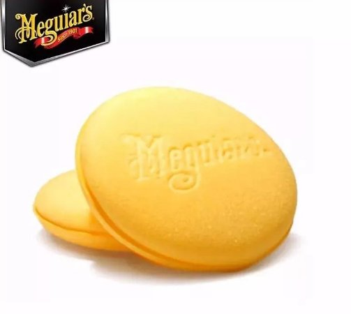 Aplicador de Espuma Macia Para Cera - Gold class Meguiars