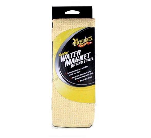 Toalha Magnetica Water Magnet Meguiars Secagem Automotiva 76x55 cm