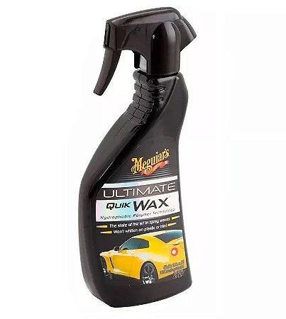 Cera Automotiva Spray Ultimate Quik Wax Meguiars