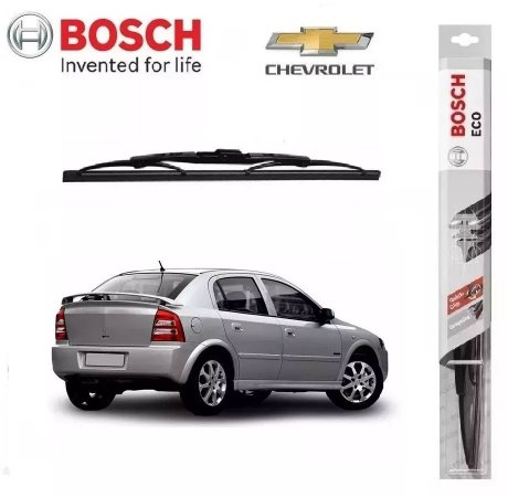 Palheta Traseira Original Bosch Gm Astra 1998 A 2011