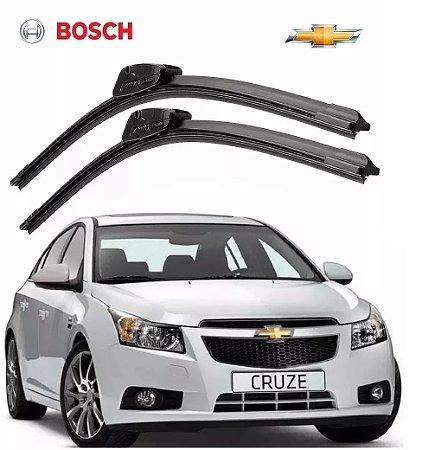 Palheta Parabrisa Bosch Chevrolet Gm Cruze 2011 a 2018