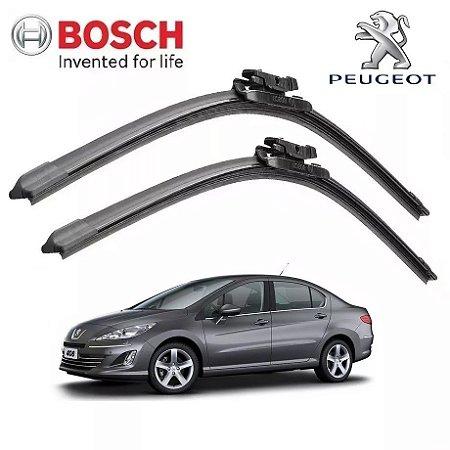 Palheta Parabrisa Original Bosch Peugeot 408 2011 A 2017