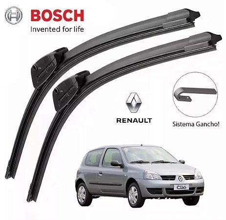 Palheta Parabrisa Original Bosch Renault Clio 1999 A 2014