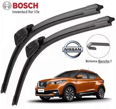 Palheta Parabrisa Original Bosch Nissan Kicks 2016 A 2018