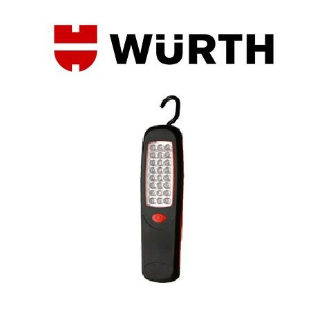Lanterna Led Basic Sem Fio Wurth
