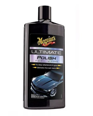 Lustrador Líquido Ultimate Polish Meguiars 473ml
