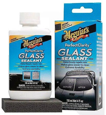 Cristalizador para vidros Meguiars Perfect Clarity Sealant Glass G8504