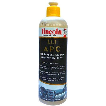 Limpador Multiação Lincoln APC LL1 500ml