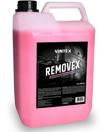 Removex Vonixx Vintex Desengraxante Concentrado Limpa Chassis 5l