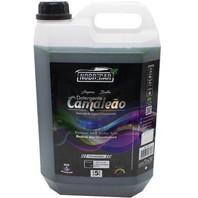 Detergente Shampoo Camaleão Nobre Premium Neutro Protection 5l