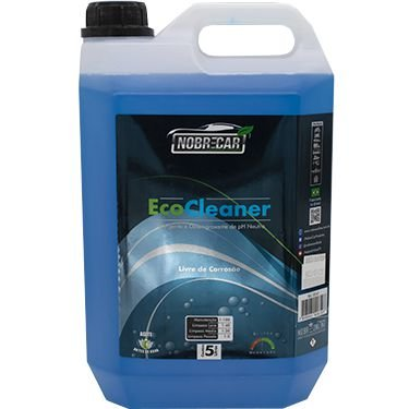 Desengraxante Automotivo Nobre Car Eco Cleaner Espuma Blue 5 Litros