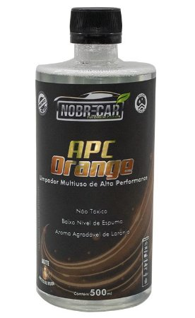 Limpador Multiação Apc Cleaner Orange Nobre Car
