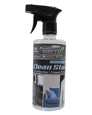 Tira Manchas Limpeza De Tecidos Clean Stain Nobre Car