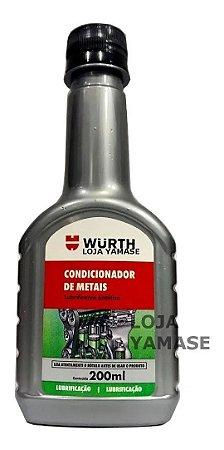 Condicionador De Metais Wurth 200ml Tipo Militec