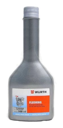 Flushing Wurth Limpa Carter Remove Residuo Motor 500ml