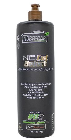 Polidor Premium Corte E Refino Nc Cut Select Nobre Car