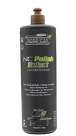 Nc Polish Select Nobre Car Líquido Lustrador Premium 1kg