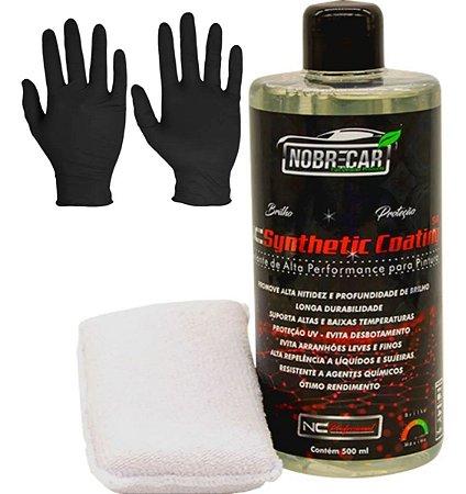 Nc Synthetic Coating Nobre Selante Proteção Pinturas Metais