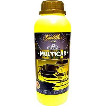 Limpador Multiação Apc Automotivo Multicar Cadillac 1l