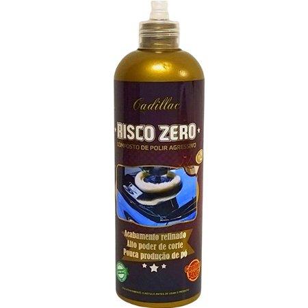 Composto Polidor Corte Pesado Risco Zero Cadillac 500g