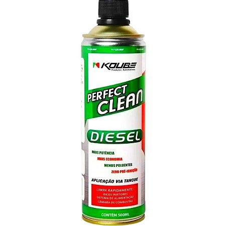 Perfect Clean Diesel Limpa Bicos Injetores Motor Koube 500ml