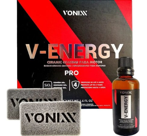 V-energy Vonixx Vitrificador De Motor Coating 50ml