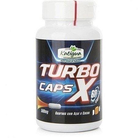 TURBO X 60CAPS