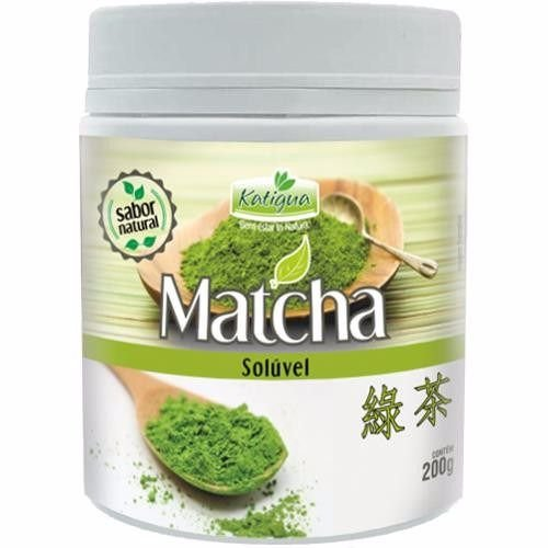 MATCHA SOLUVEL 200G