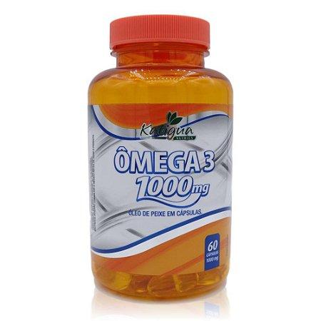 OMEGA 3 60 CAPS- 1000MG
