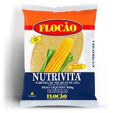 FLOCÃO DE MILHO NUTRIVITA