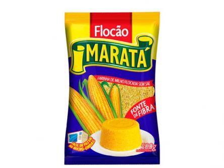 FLOCÃO DE MILHO MARATÁ