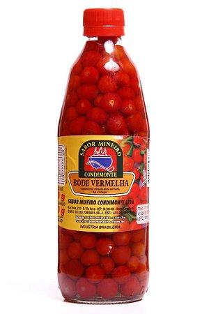 PIMENTA BODE VERMELHA 400GR SABOR MINEIRO