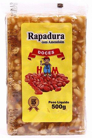RAPADURA COM AMENDOIM 500GR