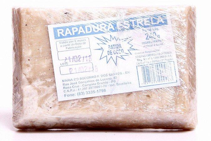 RAPADURA BATIDA COM COCO 240GR ESTRELA