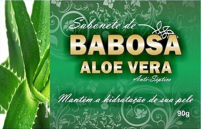 SABONETE NATURAL DE ALOE VERA 90G BIONATURE