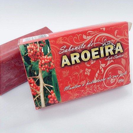 SABONETE NATURAL AROEIRA VERMELHA 90G BIONATURE