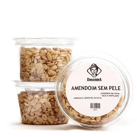 AMENDOIM SEM PELE S/ SAL DONAMERA 150G