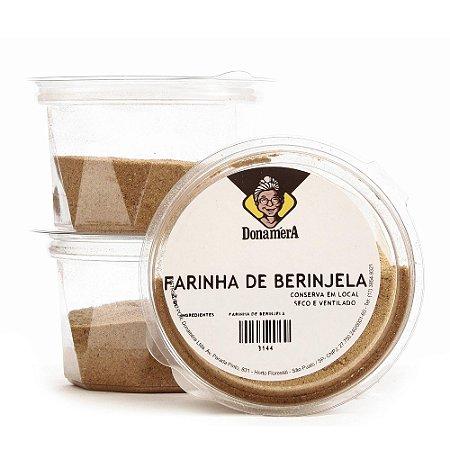 FARINHA DE BERINJELA DONAMERA 100G