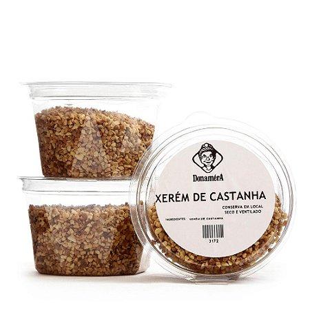 XEREM DE CASTANHA DONAMERA 150G