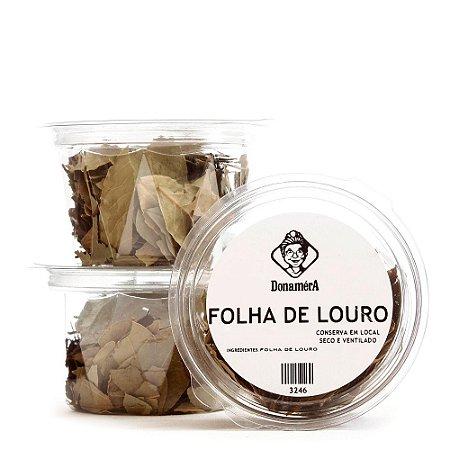 FOLHA DE LOURO DONAMERA 50G