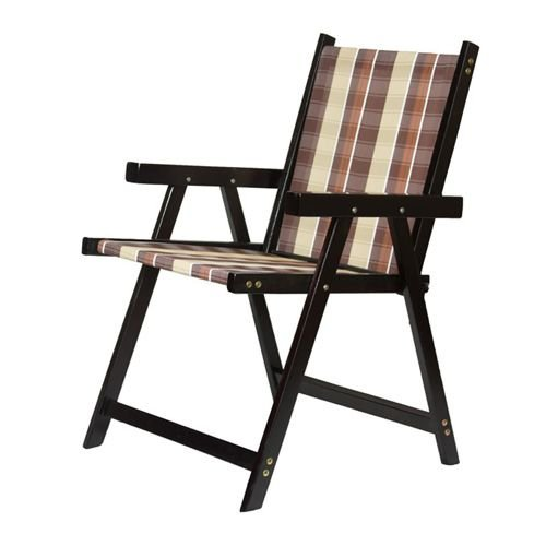 Cadeira Madeira Dobrável para Varanda - Sol