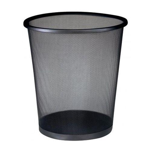 Cesto de Lixo Aço Basket 16 Litros - Mor