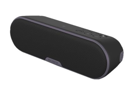 Caixa de Som Bluetooth Sony Xb2 Preta 20W Resistente A Água
